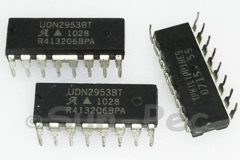 UDN2953B ALLEGRO FULL-BRIDGE PWM MOTOR DRIVERS DIP-16 1pcs