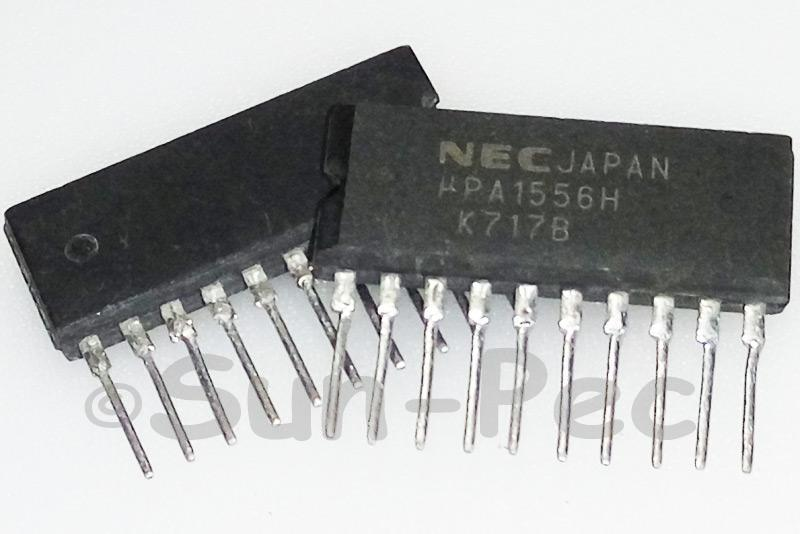 UPA1556H NEC N CHANNEL POWER MOSFET ZIP-10 1pcs