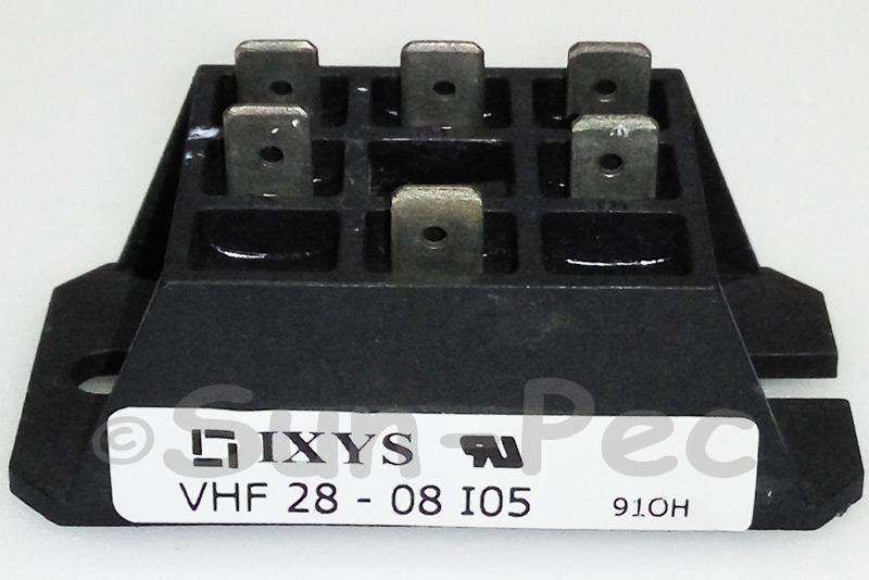VHF28-08IO5 IXYS Half Controlled Single Phase Rectifier Bridge 800V 32A 1pcs