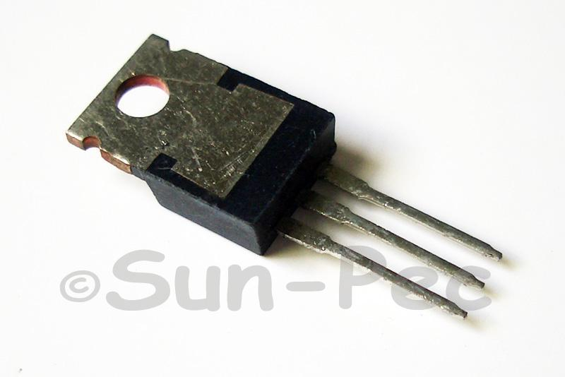 IRF530 N-Channel power Mosfet 100V 20A TO220 2pcs - 6pcs