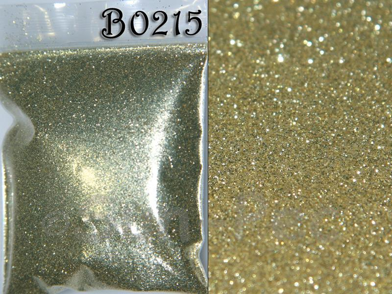 Gold Pearl B0215 Fine Glitter for Crafts/Embellishments 5g - 100g
