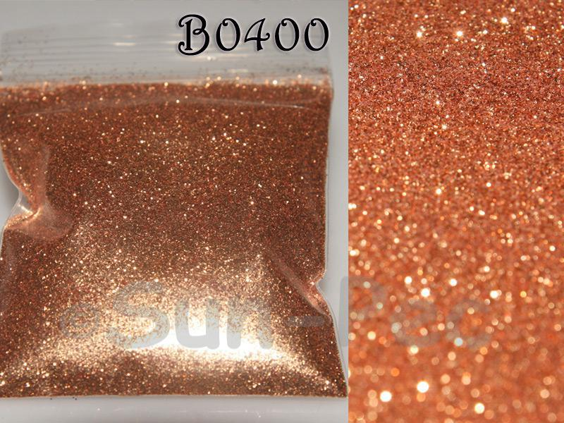 Bronze B0400 Fine Glitter for Crafts/Embellishments 5g - 100g