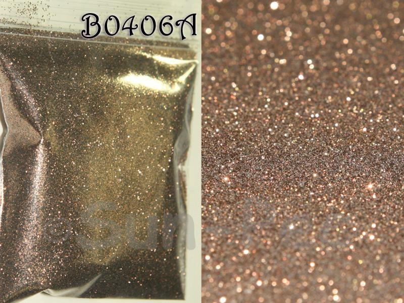 Coffee B0406A Fine Glitter for Crafts/Embellishments 5g - 100g