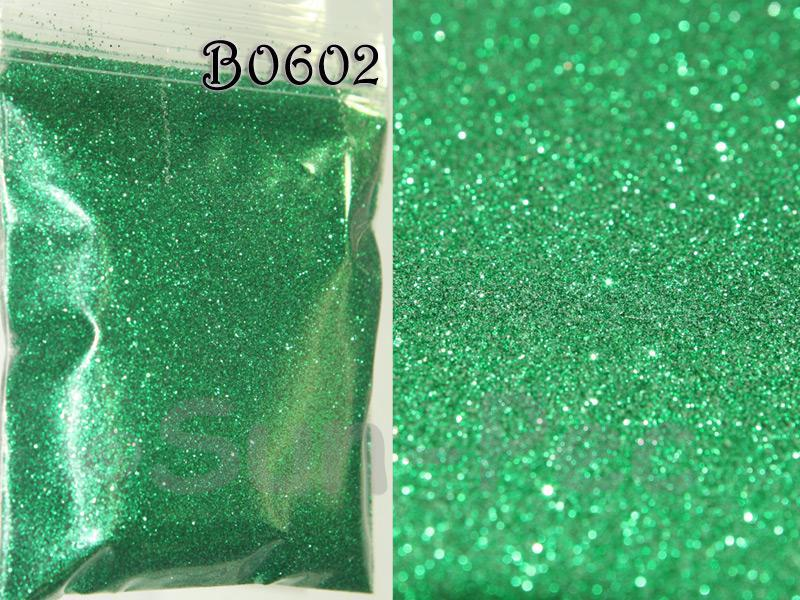 Pine Green B0602 Fine Glitter for Crafts/Embellishments 5g - 100g