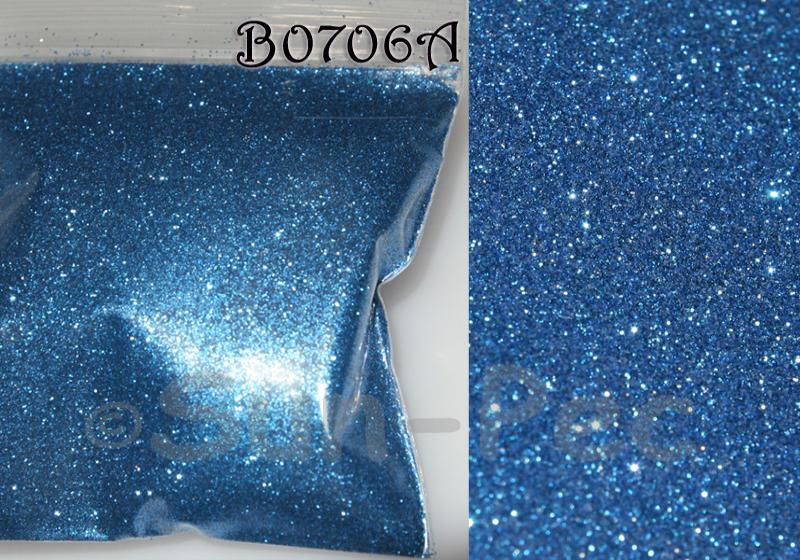 Dark Blue B0706A Fine Glitter for Crafts/Embellishments 5g - 100g