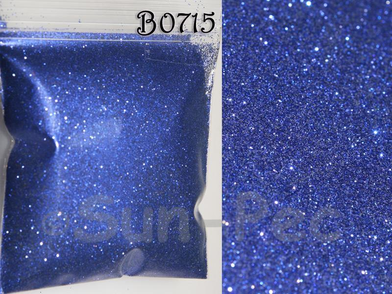 Royal Blue B0715 Fine Glitter for Crafts/Embellishments 5g - 100g