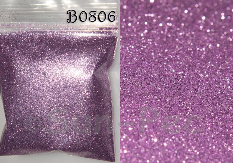 Light Purple B0806 Fine Glitter for Crafts/Embellishments 5g - 100g