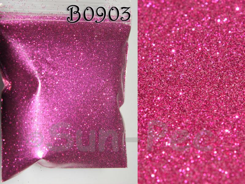 Hot Pink B0903 Fine Glitter for Crafts/Embellishments 5g - 100g