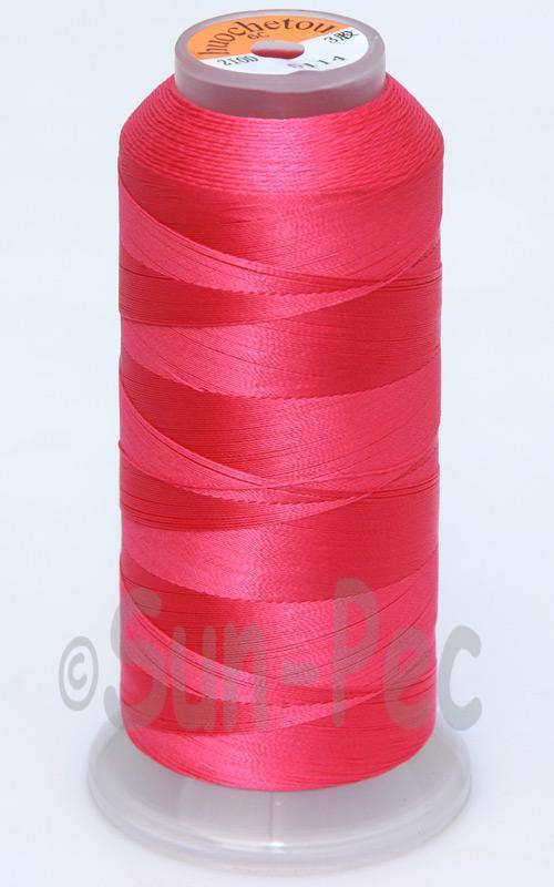 Rose T70 (v#69) Bonded Nylon Sewing Thread 210D/3 1500 yard spool