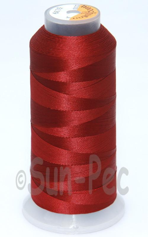 Wine Red T70 (v#69) Bonded Nylon Sewing Thread 210D/3 1500 yard spool