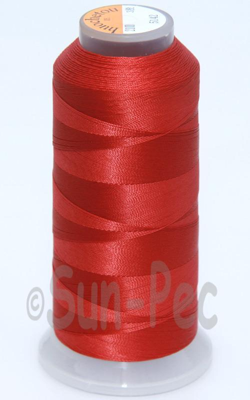Rusty Red T70 (v#69) Bonded Nylon Sewing Thread 210D/3 1500 yard spool