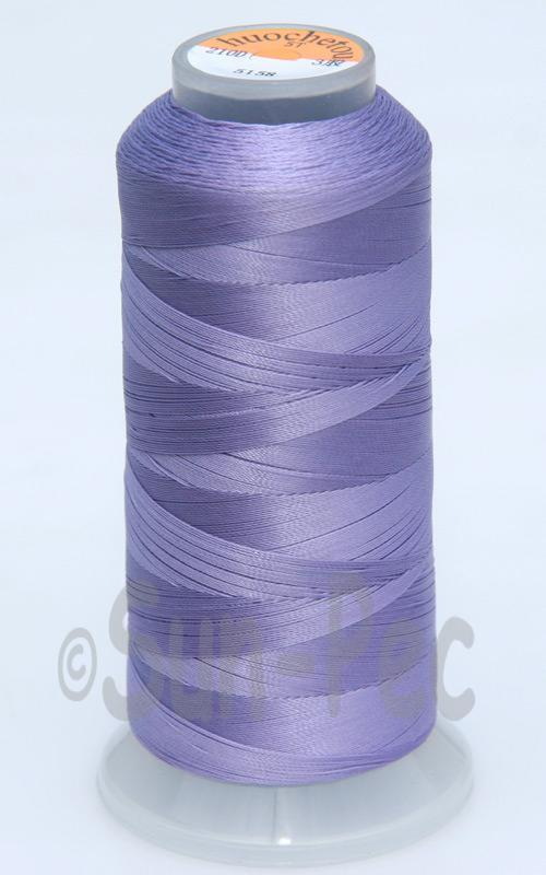 Pale Purple T70 (v#69) Bonded Nylon Sewing Thread 210D/3 1500 yard spool