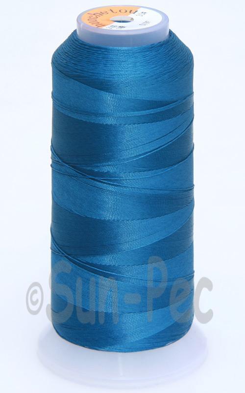 Cobalt Blue T70 (v#69) Bonded Nylon Sewing Thread 210D/3 1500 yard spool