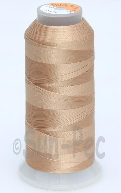 Camel T70 (v#69) Bonded Nylon Sewing Thread 210D/3 1500 yard spool